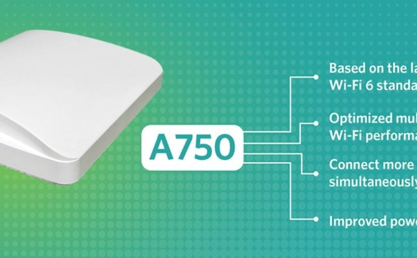 Access Networks A750 Wi-Fi 6 Certified Access Point Now Available