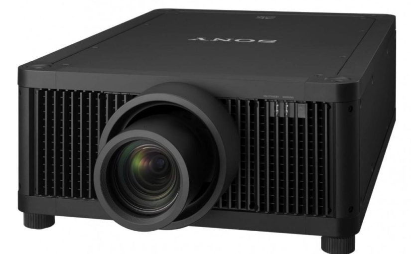 Sony Unveils Flagship 4K Professional SXRD Laser Projector