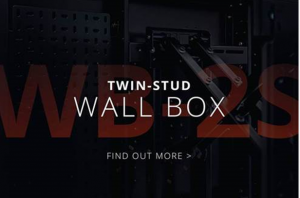 Future Automation - Twin Stud Wall Box