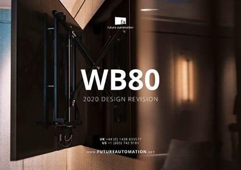Future Automation's Redesigned WB80 and New WB-2S In Wall Storage Boxes