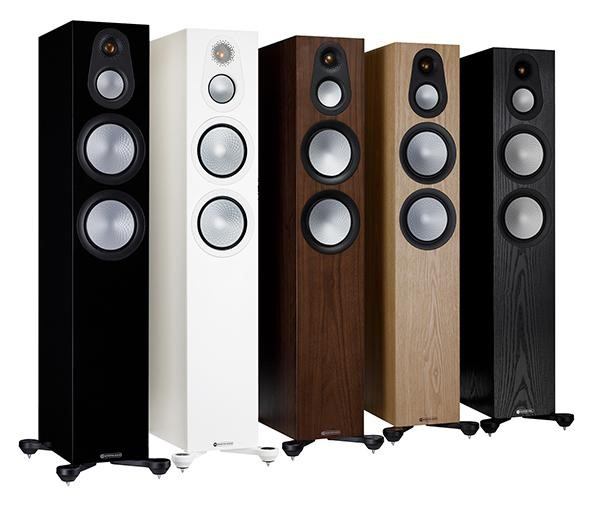 Monitor Audio raises the bar yet again with the 7th generation of its superlative Silver Series