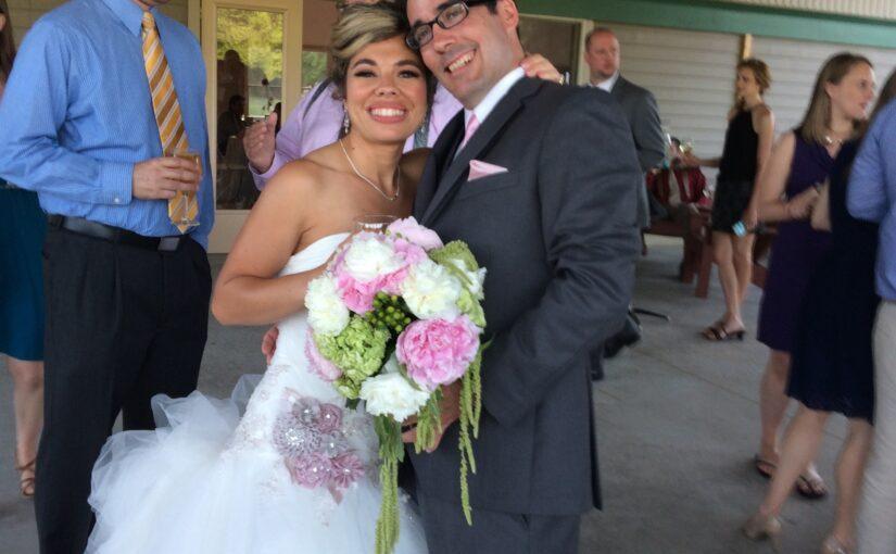 Memorializing Stephen Meo – Wedding